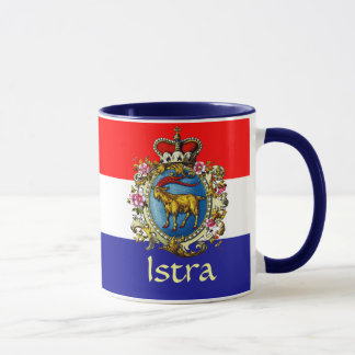 Istria Coat of Arms Mug