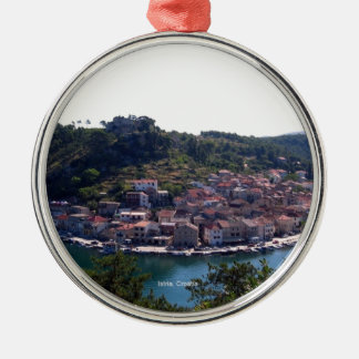 Istria, Croatia Christmas Ornament