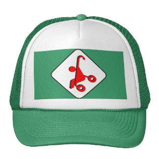 iStroll SnapBack Trucker Hat