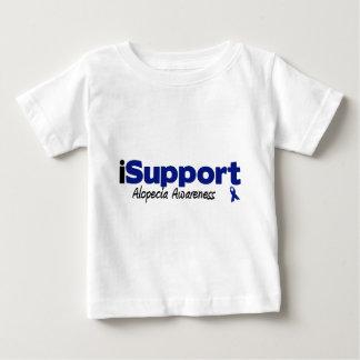 iSupport Alopecia Baby T-Shirt