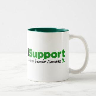 iSupport Bipolar Disorder Two-Tone Mug