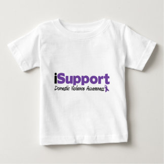 iSupport Domestic Violence Awareness Shirt