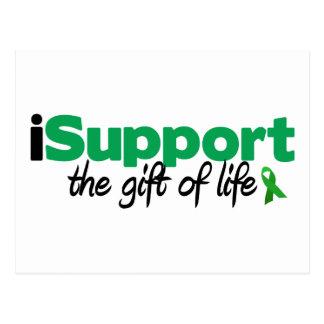 iSupport Life Postcard