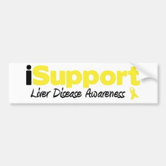 iSupport Liver Disease Bumper Sticker