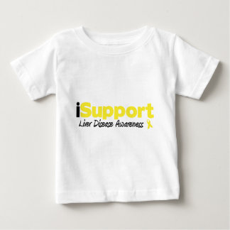 iSupport Liver Disease T-shirts