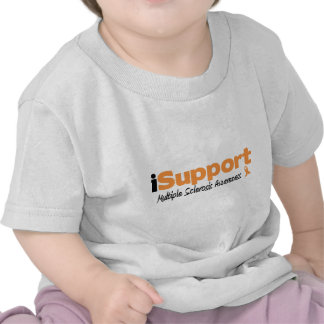 iSupport Multiple Sclerosis Shirts