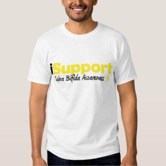 iSupport Spina Bifida T Shirts