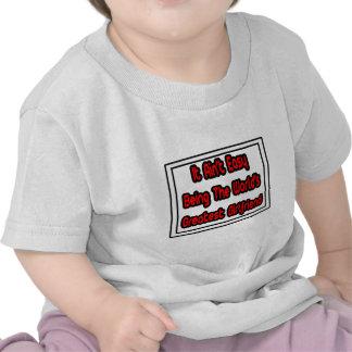 It Aint' Easy...World's Greatest Girlfriend Shirts