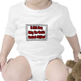 It Aint' Easy...World's Greatest Girlfriend Baby Bodysuits