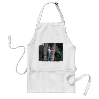It buys already with its photo! standard apron
