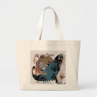 It cheers ideal design as complement large tote bag