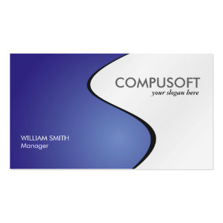 IT Consultant - Business Cards