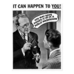 It could happen to you! post cards