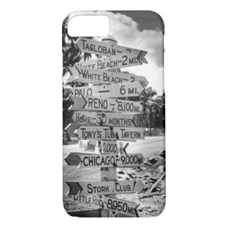 It doesn't seem to matter where_War Image iPhone 7 Case