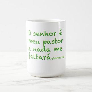It expresses my faith coffee mug