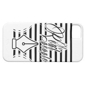 it founds art barely there iPhone 5 case