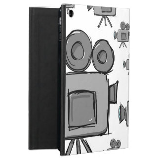 it founds for tablet with audio-visual design iPad air case