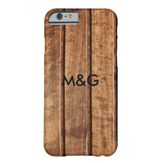 It founds Iphone6 Madera Barely There iPhone 6 Case