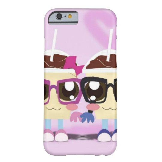 It founds Iphone 6 Frappe Love Barely There iPhone 6 Case
