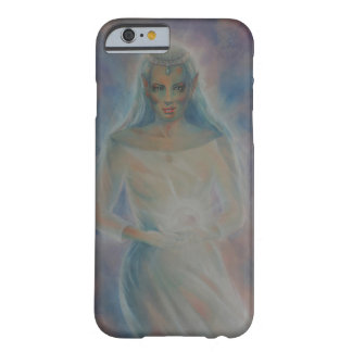 it founds iphone to silver lady barely there iPhone 6 case