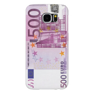 It founds of 500 Euros Samsung Galaxy S6 Cases