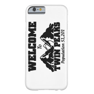 It founds Twin Peaks Barely There iPhone 6 Case