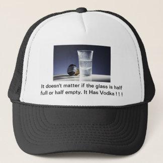 It Has Vodka :D Cap