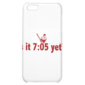 It is 7:05 Yet? (Philly Baseball) iPhone 5C Covers