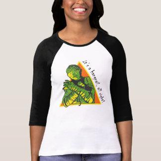 It Is A Hangnail Mummy T-shirt