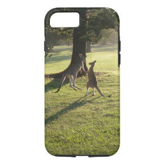 It is a 'roo' point. iPhone 7 case
