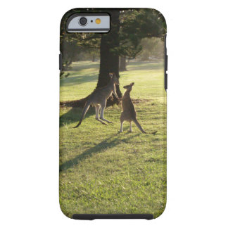 It is a 'roo' point. tough iPhone 6 case