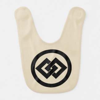 It is different to the circle and the nail claw bib