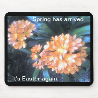 It is Easter Again  Mousepad