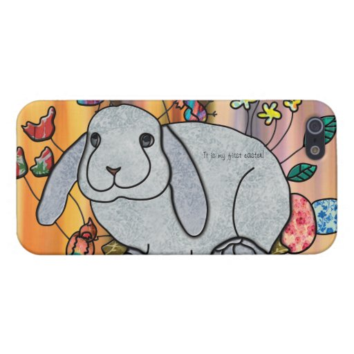 It is my first easter! iphone case iPhone 5 cover