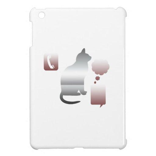 It is the cat iPad mini cases