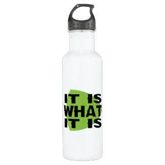 It Is What It Is 710 Ml Water Bottle