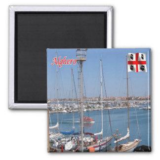 IT - Italy - Alghero - Coral Coast - Port Magnet