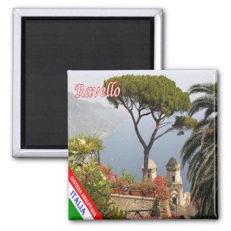 IT - Italy - Amalfi Coast - Ravello Magnet