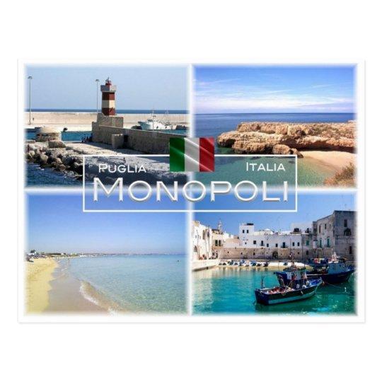 IT Italy - Apulia - Puglia - Monopoli