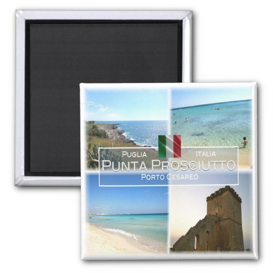 IT# Italy - Apulia - Punta Prosciutto -