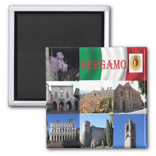 IT - Italy - Bergamo - Mosaic Collage