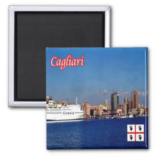 IT - Italy - Cagliari - Port Magnet