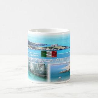 IT Italy - Calabria - San Nicola Arcella - Coffee Mug