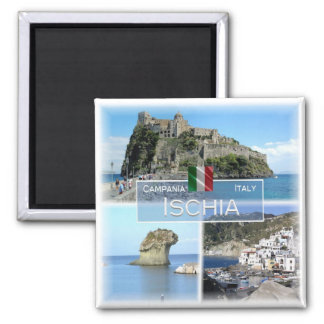IT - Italy # Campania - Ischia - Magnet