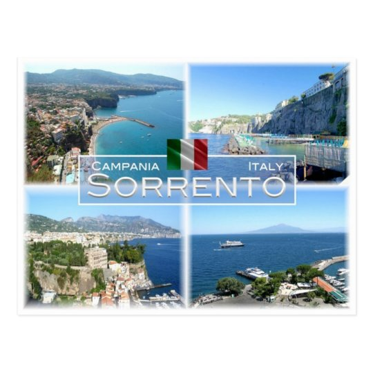 IT Italy - Campania - Sorrento - Postcard