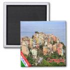 IT - Italy - Cinque Terre - Corniglia Magnet