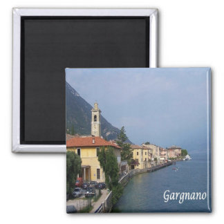 IT - Italy - Gargnano Square Magnet