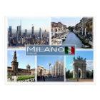 IT Italy - Italia - Milano - Postcard