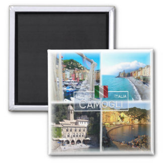 IT Italy # Liguria - Camogli - Magnet