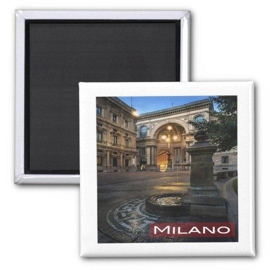 IT * Italy Milan Milano Galleria Vittorio Emanuele